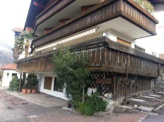 Hotel Garni Lichtenau: Hotel visto dall'esterno