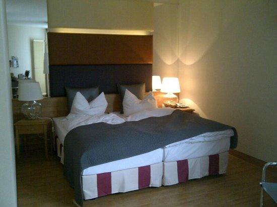 Mercure Hotel Berlin Zentrum : Chambre
