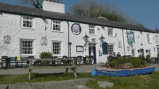 Isola di Anglesey, UK: The Ship Inn