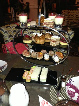 Afternoon Tea at St. Ermin's Library