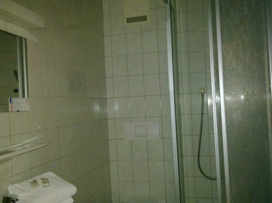Pension Adlerhof: bathroom