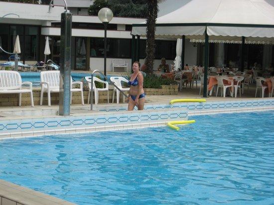 Continental Terme Hotel: la piscina