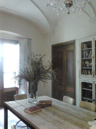 Cluc Hotel Begur: sala de lectura