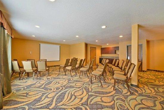 Best Western Plus Coldwater Hotel: Meeting Room