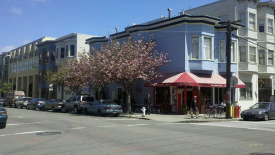 Photo of American Restaurant Cafe Capriccio at 2200 Mason St, San Francisco, CA 94133, United States