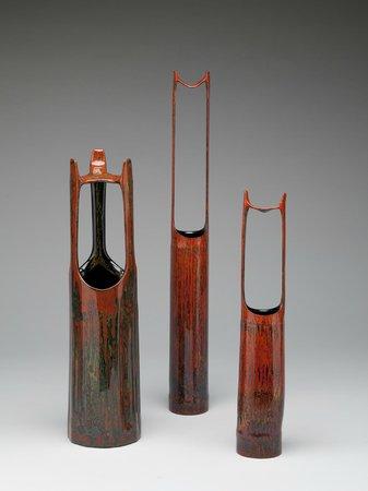 Tai Gallery / Textile Arts: Lacqure and bamboo by Fujinuma Noboru