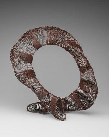 Tai Gallery / Textile Arts: Bamboo Sculpture by Honda Syoryu