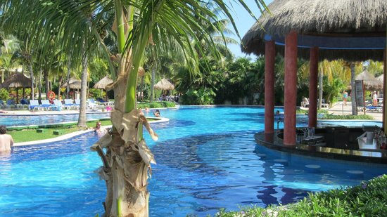 Grand Bahia Principe Coba: Piscine pour adulte Coba