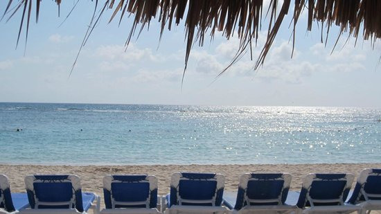 Grand Bahia Principe Coba: Plage Coba