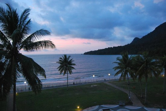 View From The Balcony Picture Of Damai Puri Resort Amp Spa