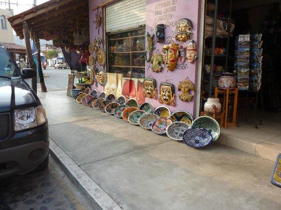 Melaque : nice shop