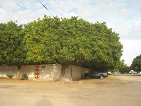Maison d'hotes Jeloua : L'extérieur de Jeloua cache bien la qualité de l'intérieur...