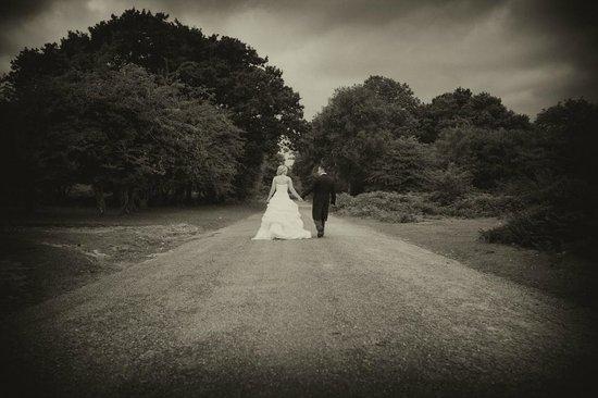 Moorland Garden Hotel: Weddings, moorland gardens