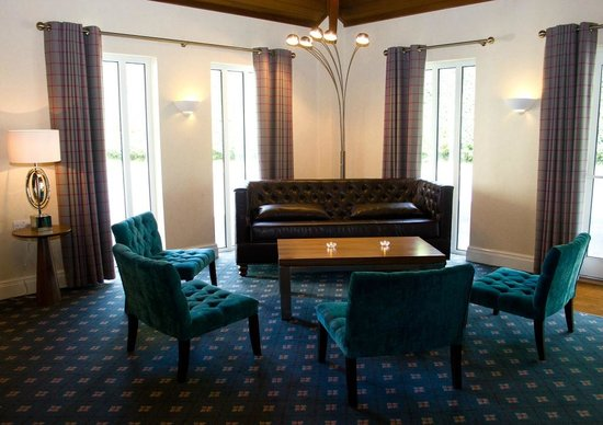 Moorland Garden Hotel: Mayflower Room, meetings, events, bar