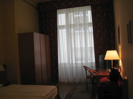Hotel Post: room