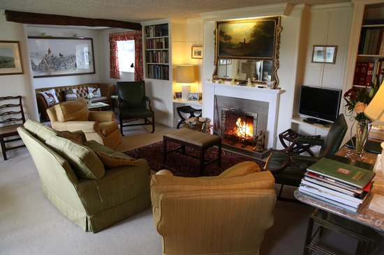 The Moorhouse: Warmth and Comfort in the Sitting Room