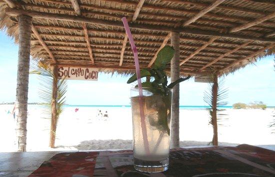 Sol Cayo Coco: Playa Larga Beach
