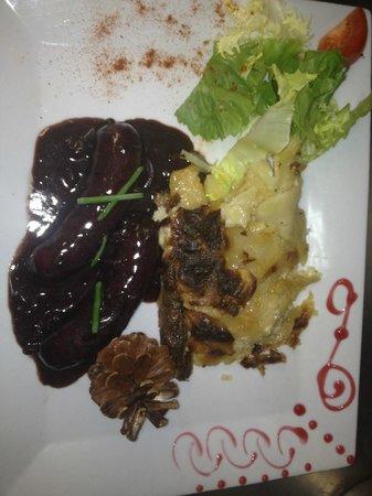 4 Epices: Diots aux myrtilles