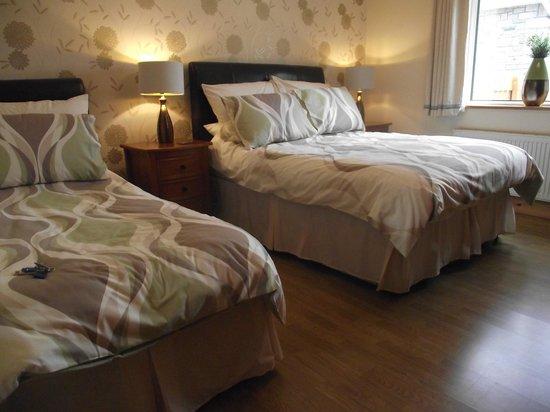 OceanSound Bed & Breakfast: bedroom 3