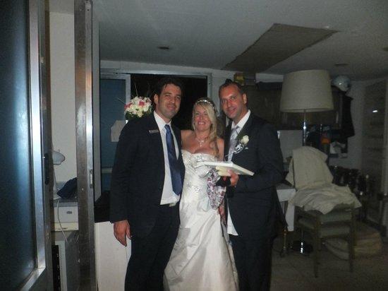 Hotel Mediterraneo Sorrento : wedding