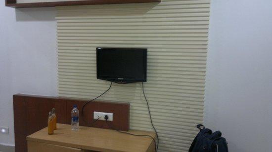 Hotel Landmark: tv