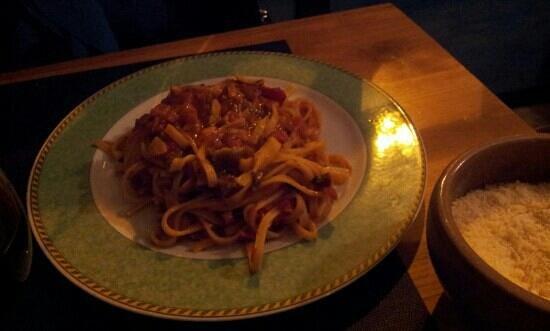 Osteria Il Borghetto: primi