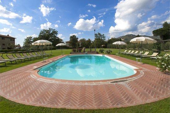 Agriturismo I Pagliai: La piscina