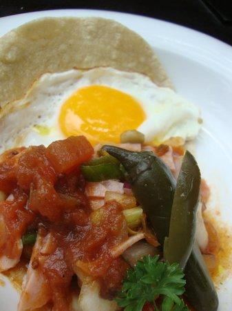 Restaurante Hacienda La Pacifica: From Our Menu / De Nuestro Menu