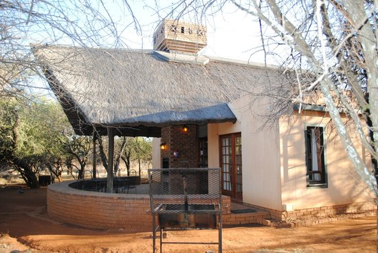 Sondela Nature Reserve Accommodation: Chalet Marula