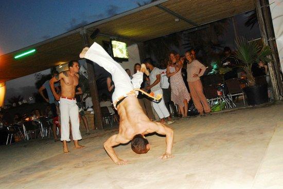 Chiringuito Relevant : Capoeira night´s