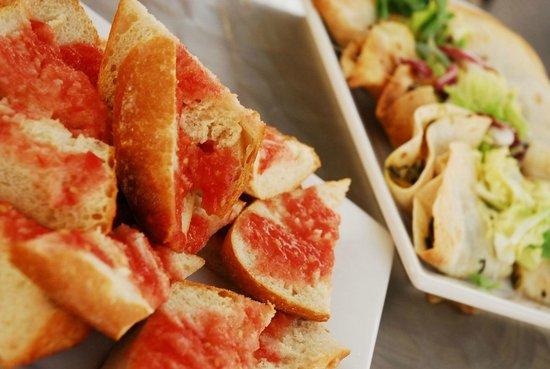 Chiringuito Relevant : pà tomàquet and quesadillas