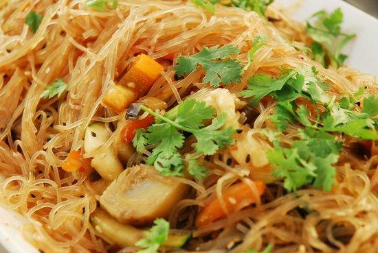 Chiringuito Relevant : special asian menu