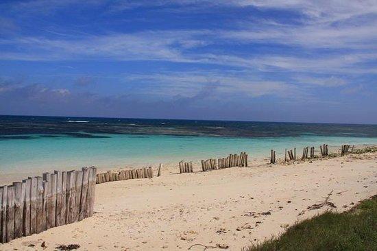 Desroches Island Resort : Runway Beach
