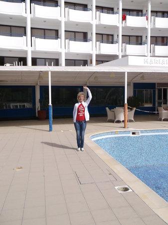 Mariandy Hotel: внешний вид