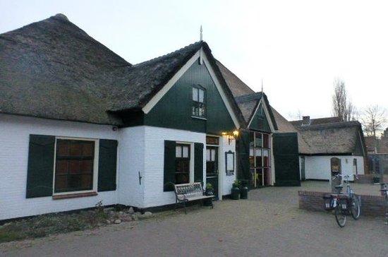 Hotel De Pelikaan Texel : Restaurant Catharinahoeve