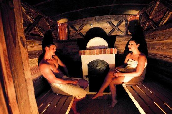 Arnschwang, Tyskland: Sauna