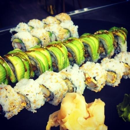 sushi kristiansand