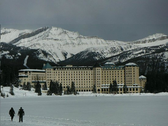 Fairmont Chateau Lake Louise: hotel
