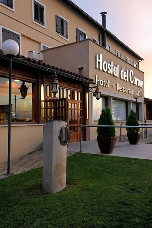 Restaurant- Hostal del Carme