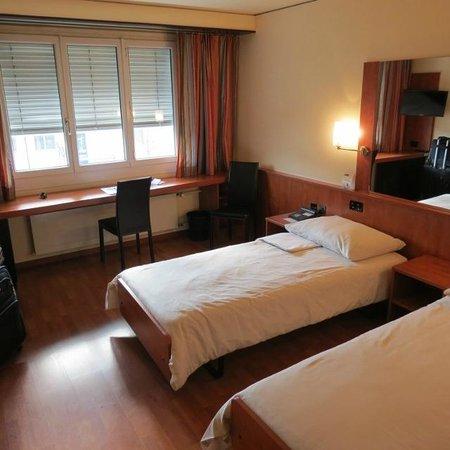 Sorell Hotel Arte: Room