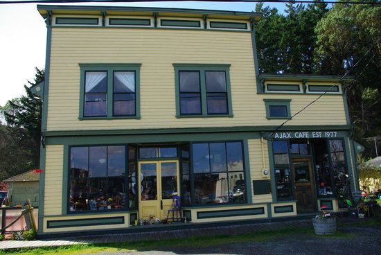 Ajax Cafe in Port Hadlock, WA