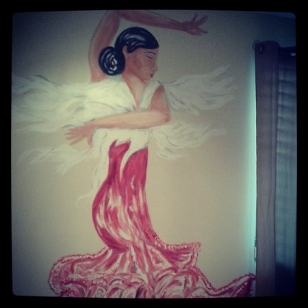 Waki House: LA FLAMENCA ROOM