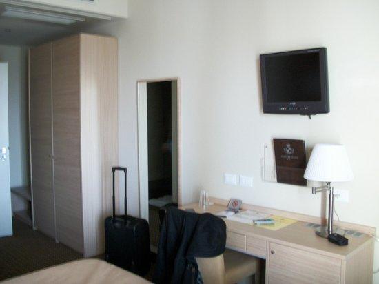 Hotel Fortebraccio: Camera