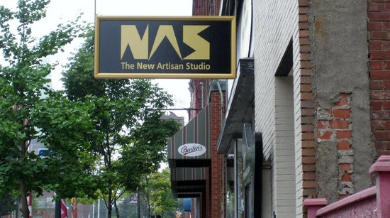 The New Artisan Studio