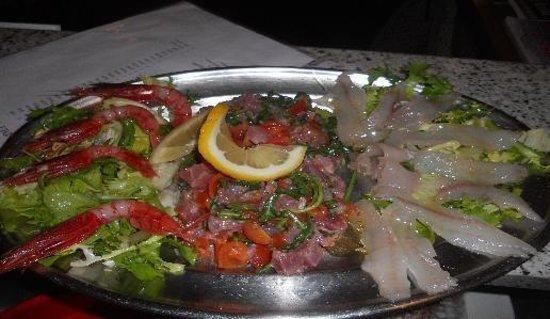La Fraschetta del Pesce: Alcuni dei nostri piatti
