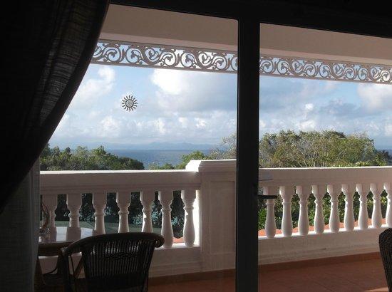 Luxury Bahia Principe Cayo Levantado: vista desde la habitacion
