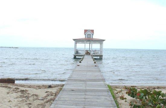 Destinations Belize : Placencia is peaceful.