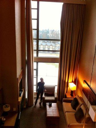 The Westin Resort & Spa, Whistler: King Loft room