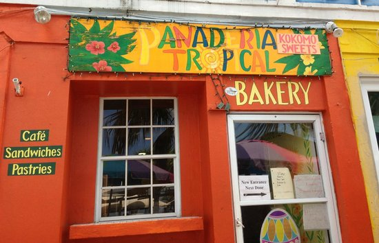 Panadería El Patio: The best bakery and my personal favorite