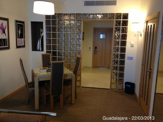 Hotel Riu Plaza Guadalajara: Dining room